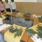 【イベント写真】クリスマスリース作り&アロマヨガ♪の記事より