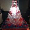 シャンパンタワー 12段四角の画像