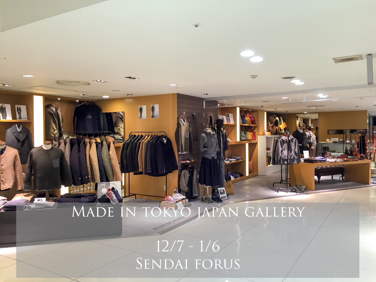 re made made interior design LIMITED SHOP 仙台