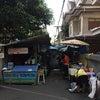 ワットパクナムのすぐ横にある路地裏カフェでお勧めシェイクを飲む!の画像