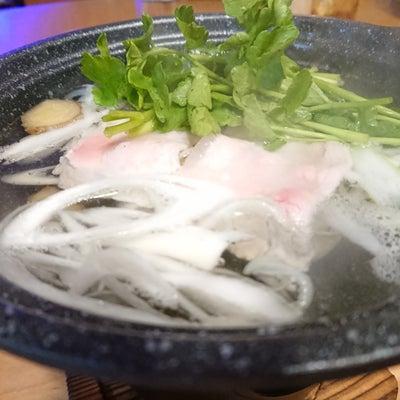 ひとり(づつ)鍋、豚しゃぶ♪の記事に添付されている画像
