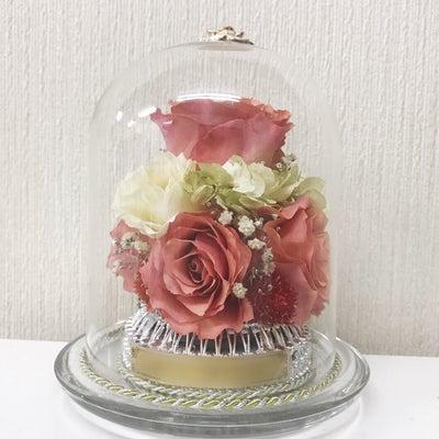 オレンジのバラのティアラドームの記事に添付されている画像