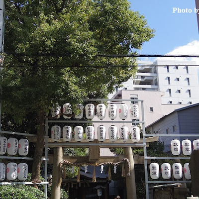 神戸・大阪旅行記⑳ 人気と御利益が凄まじい御守り指輪を求め【サムハラ神社】への記事に添付されている画像