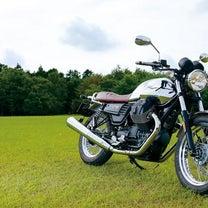 MOTO GUZZI V7III ANNIVERSARIO 試乗インプレの記事に添付されている画像