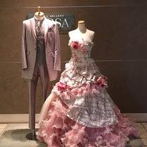 あのウェディングドレスを着たいなら、ラルーナ水戸店への記事に添付されている画像
