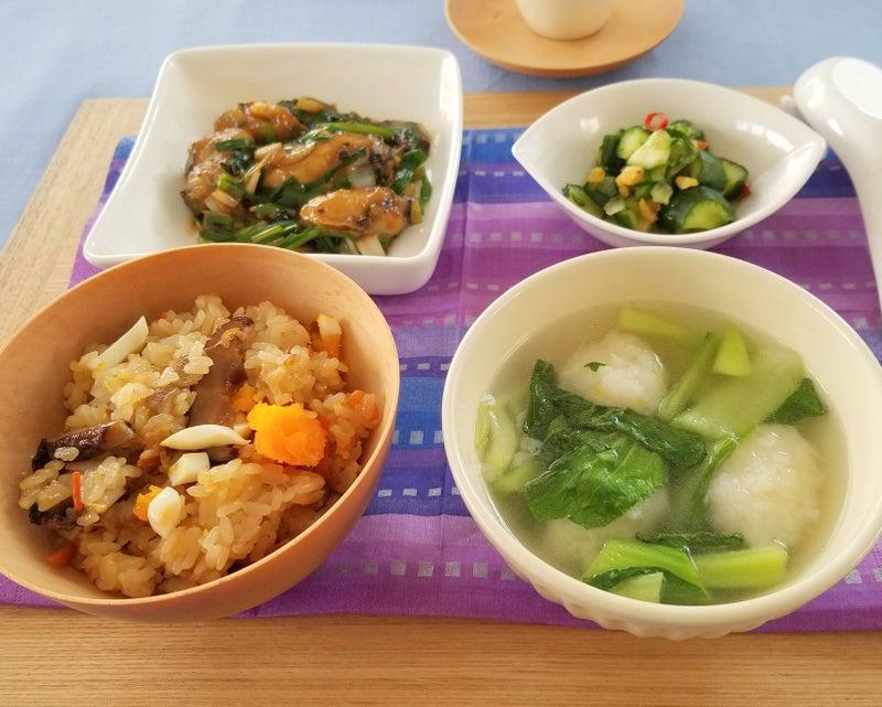 まきまさ美料理教室台湾料理レッスン
