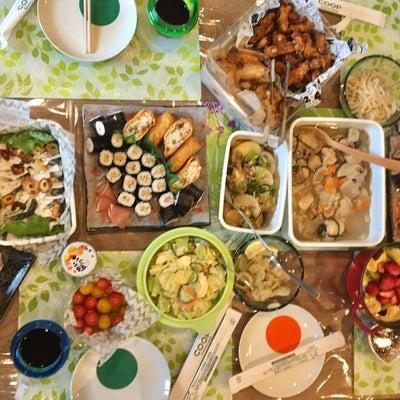ママ友宅飲み【持ち寄りパーティレシピ】まとめの記事に添付されている画像