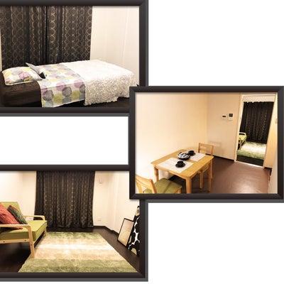 【事例】賃貸物件のホームステージングの記事に添付されている画像