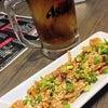【シラチャ・ラーメン日記 その68】ちょい飲み~ときどきメガ盛り@麺や二代の画像