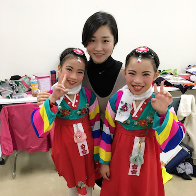 舞踊発表会☆の記事に添付されている画像
