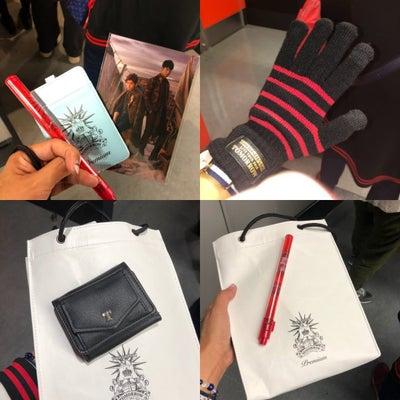 東京ドーム P席とSP席のグッズの記事に添付されている画像