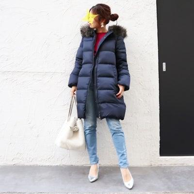 軽くて着痩せ、おまけに暖かい最強ダウンコート!の記事に添付されている画像