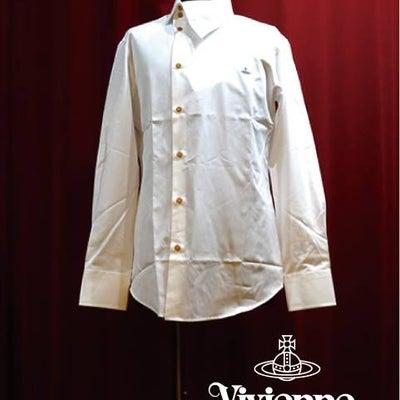 VivienneWestwoodMAN オジークラーク ポプリンシャツの記事に添付されている画像