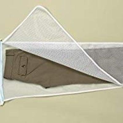 ◆「洗濯ネット」でアイロン要らず…?!の記事に添付されている画像