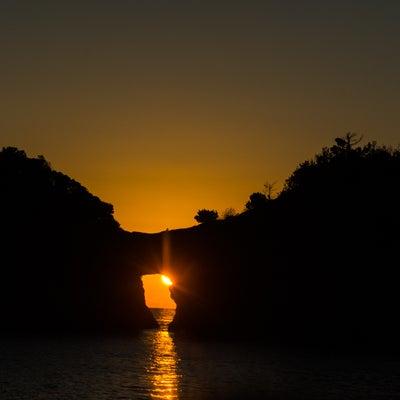11.24 円月島 と だるま夕陽の記事に添付されている画像