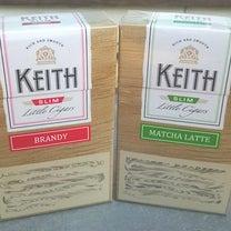 キース・スリム・ブランデー&抹茶ラテ新発売の記事に添付されている画像