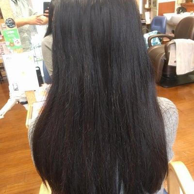 髪のエイジングケアでツヤ髪GET♪の記事に添付されている画像