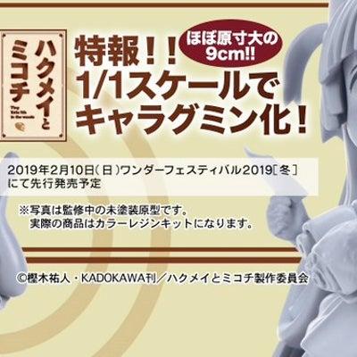 【商品情報】キャラグミン「ハクメイ」&「ミコチ」ご紹介!の記事に添付されている画像