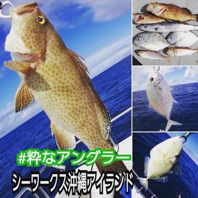 ライトジギング❗沖縄で粋な海遊び・シーワークス沖縄アイランドの記事に添付されている画像