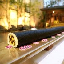 おじいさまの作ったお米でロング手巻寿司!!の記事に添付されている画像
