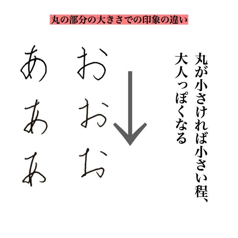 中谷美紀さんの文字が美しい理由 | 武田双龍の美しい文字を身につける方法