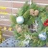 もうすぐクリスマス♡お写真のご紹介モミの木リースの画像