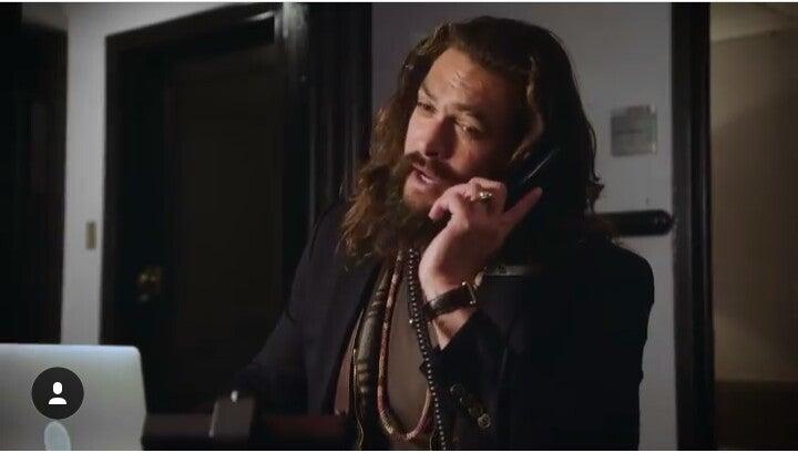 メンズセレブ日記ジェイソンモモアに電話番をさせたらいけなかった件!SNL予告