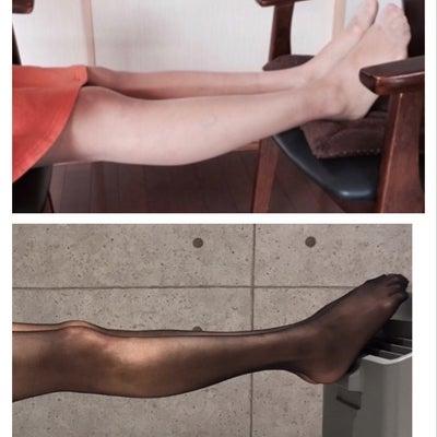 座ってると脚が浮腫むならココをシルクタッチして下さい【愛されセラピスト】の記事に添付されている画像