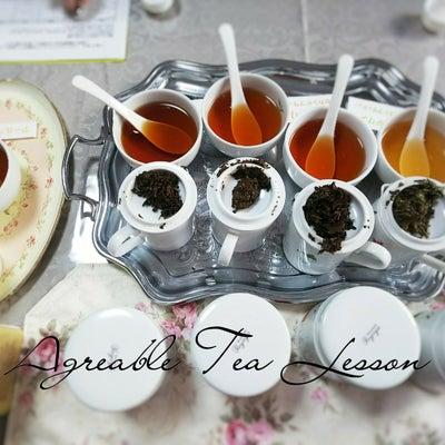 カップルで紅茶レッスン♪の記事に添付されている画像