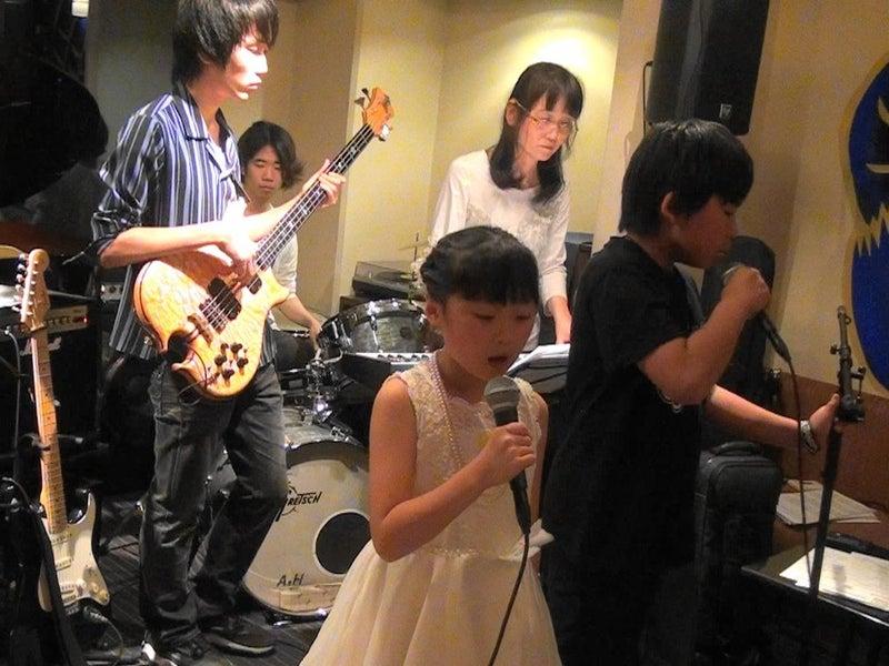 バンド演奏・雑草