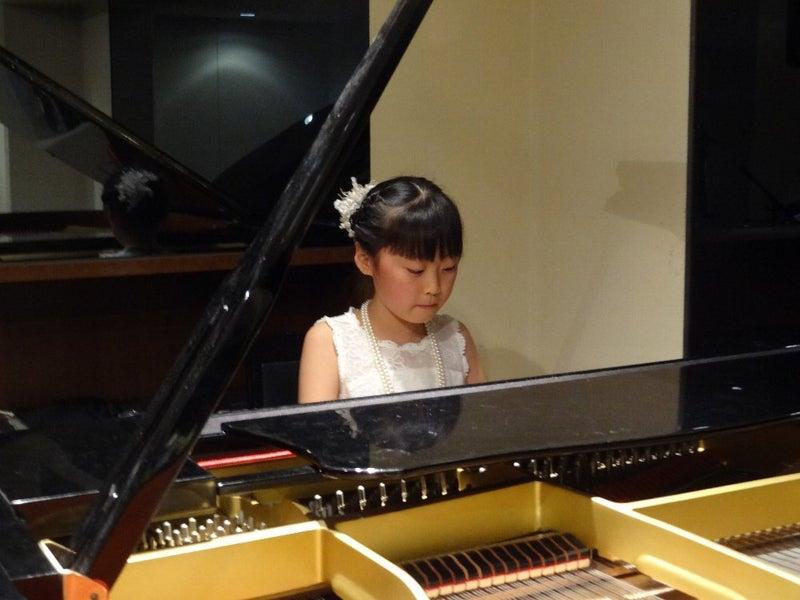 ピアノソロ・チューリップのラインダンス