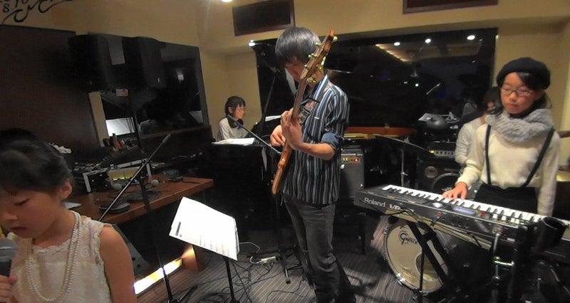 バンド演奏・誕生日