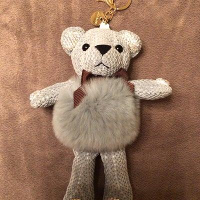 クマのチャーム@レイジースーザンの記事に添付されている画像