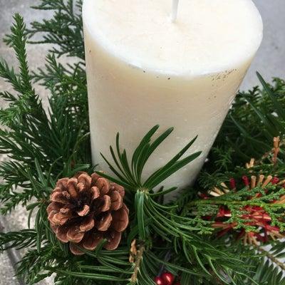 明日は里山クリスマスマーケットの記事に添付されている画像
