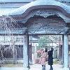 山寺で終わりゆく秋を感じてきました!の画像