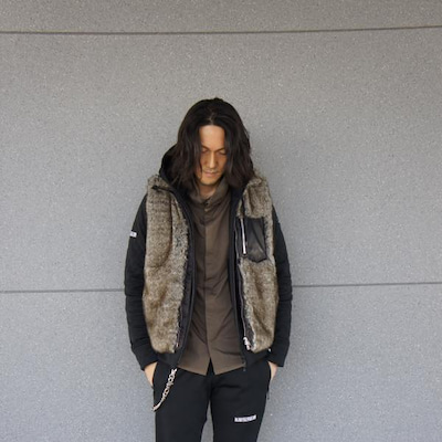 12月8日 NIHEI STYLE drestrip FUR VESTの記事に添付されている画像