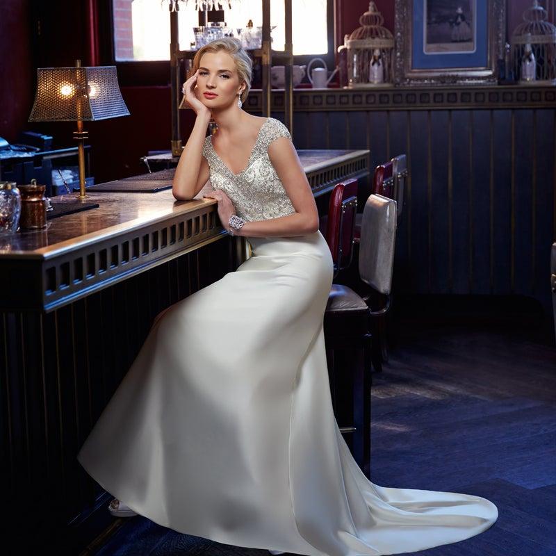 083422caf954b ウェディングドレス クラシカル レンタル、おしゃれ大人婚☆ドレス試着 ...