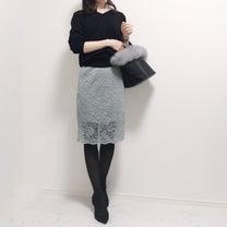 【GU】週3でヘビロテの愛用レーススカートのMy定番コーデの記事に添付されている画像