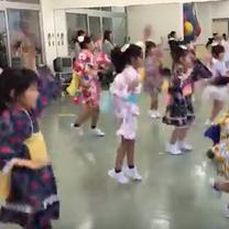 NECグリーンスイミングクラブ玉川 キッズダンス 土曜11時クラス 発表会練習 の記事に添付されている画像