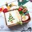 新化してないクリスマスサンドイッチと今週のまとめ☆