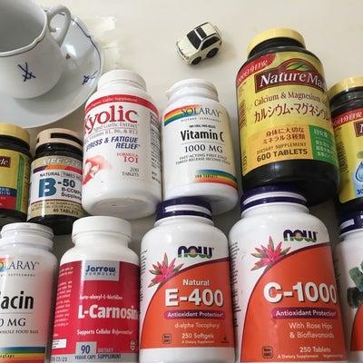 ビタミン にんにく 飲んだら、、がん奏功率⤴︎の記事に添付されている画像