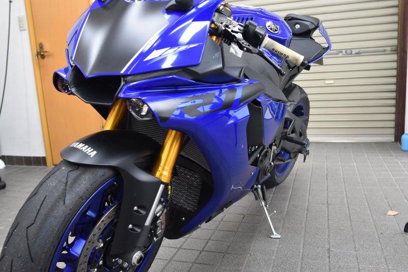Yamaha Yzf R1 2018年モデル Ecuチューニング Motojpのブログ