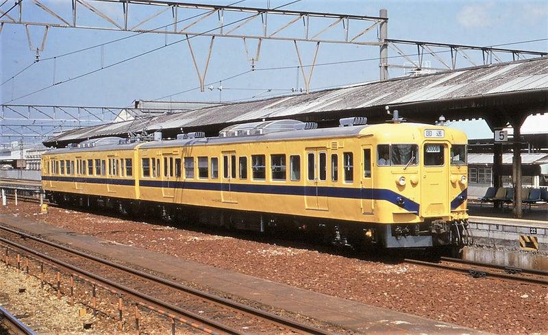懐かしい福知山線113系800番台 (...