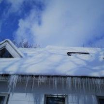 雪の季節になりました