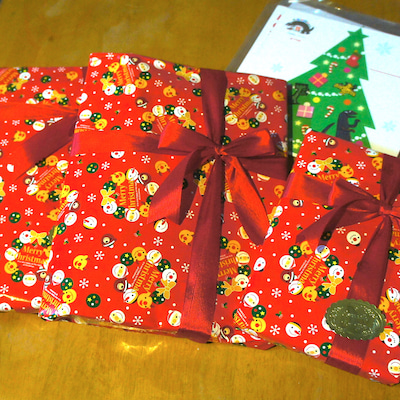 節約家族、、、我が家のクリスマスプレゼントを公開!!の記事に添付されている画像