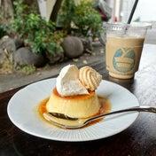 浅草スケマサコーヒーでプリンはじめました