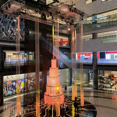 ★グランフロント大阪のクリスマスツリーの記事に添付されている画像