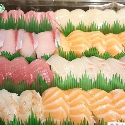 コストコ☆特選ファミリー盛50貫+寿司ファミリー盛48貫の記事に添付されている画像