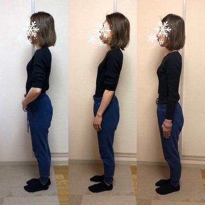 背筋を伸ばすだけでは美姿勢にはならない理由とはの記事に添付されている画像