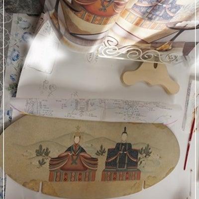 ☆雛人形「享保雛」の記事に添付されている画像